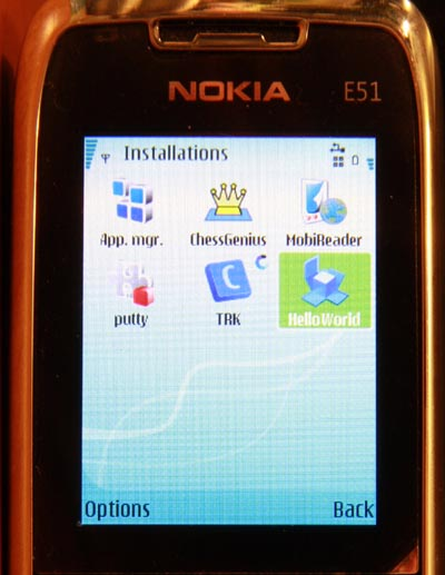 trk symbian