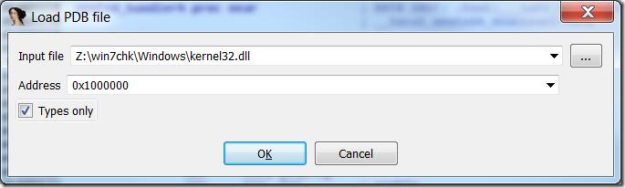 Как создать файл pdb